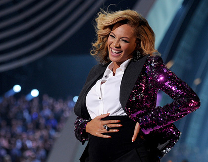 Beyoncé performs onstage at the 2011 MTV Video Music Awards in Los Angeles, CA