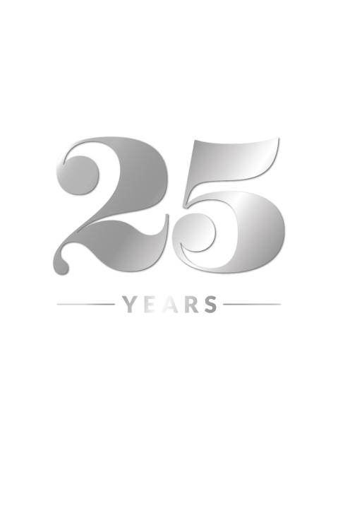Getty Images 25 Years