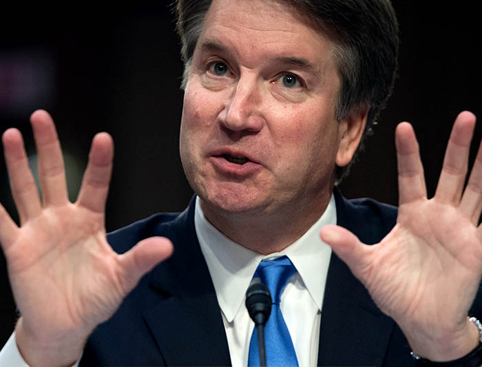 Kavanaugh Supreme Court Hearings Intensify