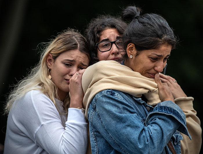 New Zealand Reacts To Christchurch Shootings
