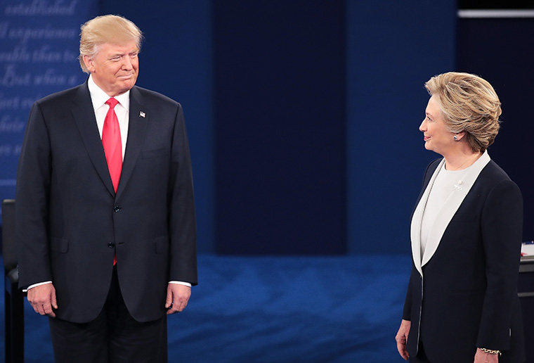 Presidential Debate: Round Two