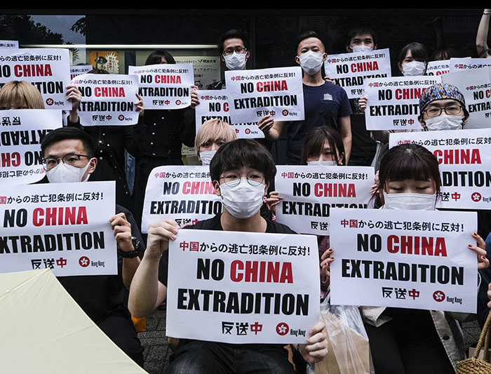 Hong Kong Protests Extradition Bill