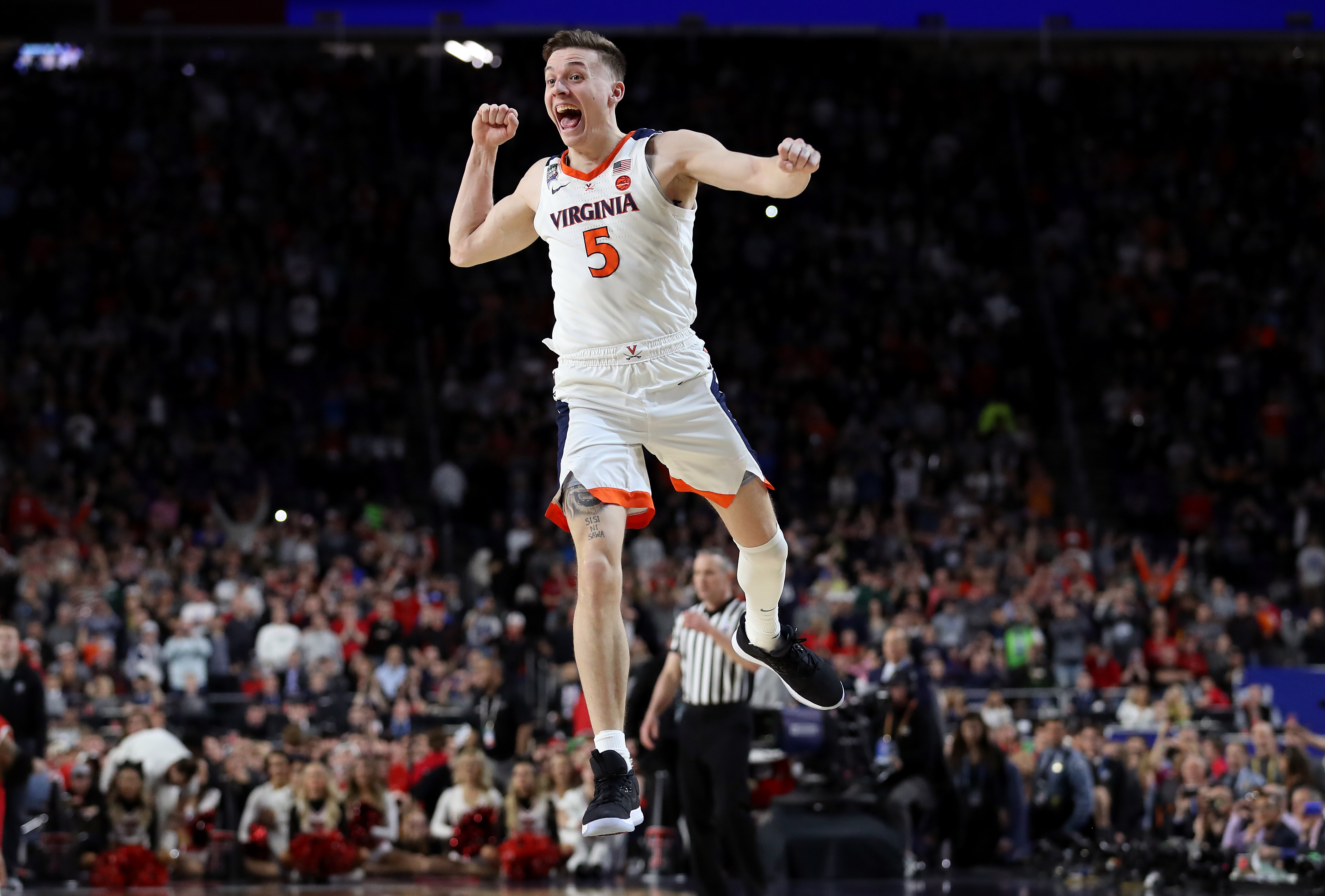 National Champs Virginia Cavaliers